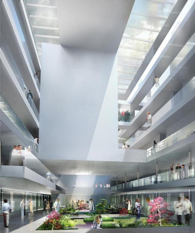 Институт генетических болезней госпиталя Неккер © AJN/BVFG