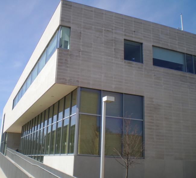 Музей искусства Кемпер. Фото: local louisville via Wikimedia Commons. Лицензия CC BY 2.0