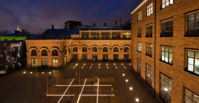 Бизнес-центр «Фабрика Станиславского» © John McAslan + Partners