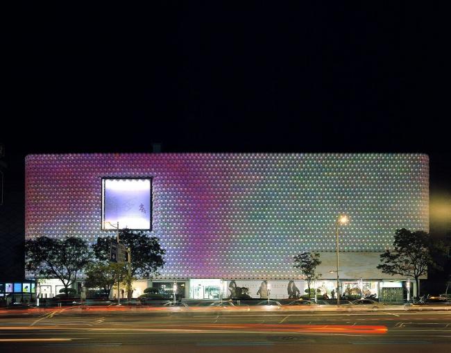 Торговый центр Galleria West в Сеуле. Фото © Сhristian Richters