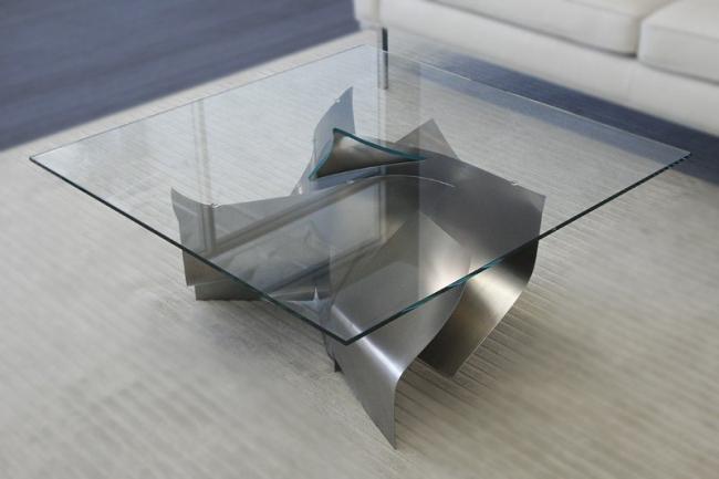 Стол RoundKeep Table, 2011 г. Studio IDE: Vladimir Radutny, Paul Tebben Photo © Studio IDE