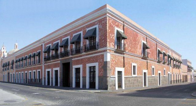 Музей Ампаро. Современный вид