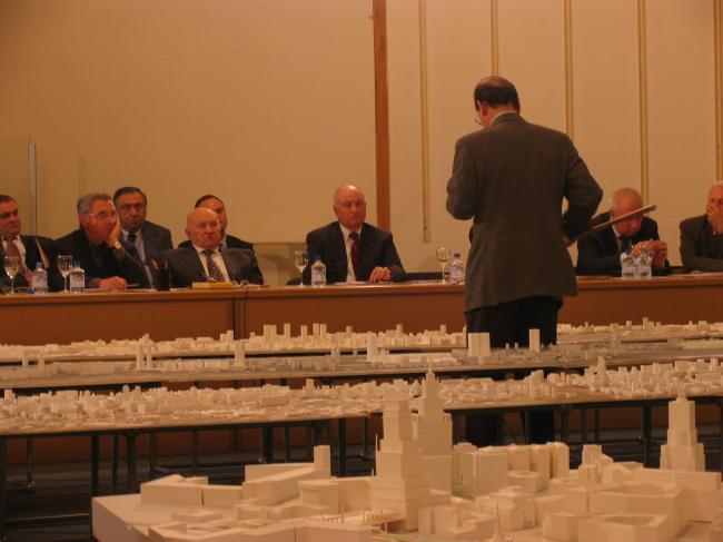 Заседание градсовета 1.11.2006. Все фотографии Ирины Фильченковой