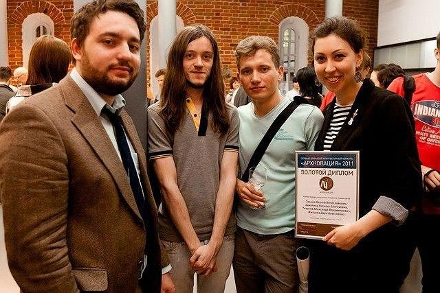 (слева-направо) Дмитрий Баранов, Кирилл Бросалин,  Сергей Зенков, Наталья Замятина. Фотографии предоставлены организаторами