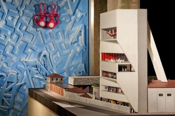 Вид экспозиции выставки OMA и Prada в Венеции. Фото с сайта oma.eu