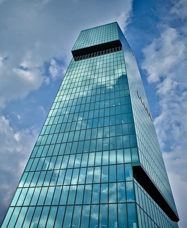 Башня Prime Tower. Фото Dani Mettler via flickr.com. Лицензия CC BY-SA 2.0