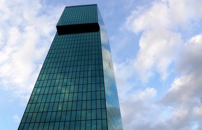 Башня Prime Tower. Фото Dani Mettler via flickr.com. Лицензия CC BY 2.0