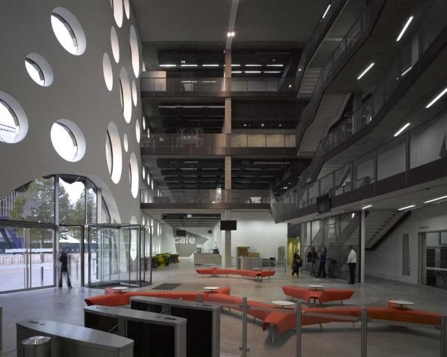 Колледж Рэйвенсборн © Benedict Luxmoore
