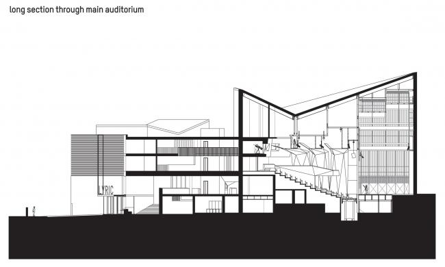 Театр «Лирик» © O'Donnell & Tuomey