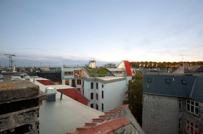 Пентхаусы в Копенгагене © JDS
