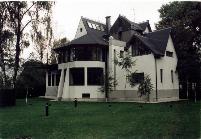 "House in ""Sokol"" village"