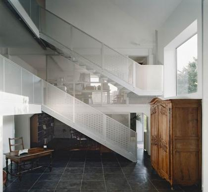 «Agence rppb». Реконструкцию жилого дома во Флёри-лез-Обрэ © Agence rppb