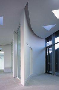 Онкологический центр Мэгги Больницы Виктории. Фото интерьера