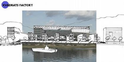 Реконструкция промзоны завода «Квадратс»