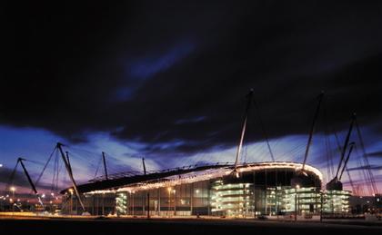 стадион в Манчестере, Великобритания, Arup (Лондон)