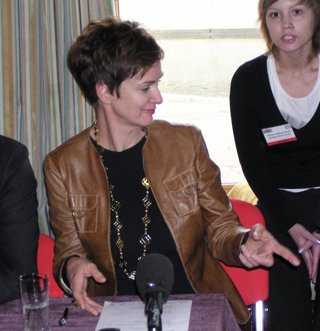 Винка ДубблДамм, ARCHI-TECTONICS, NY, эксперт премии ARX awards