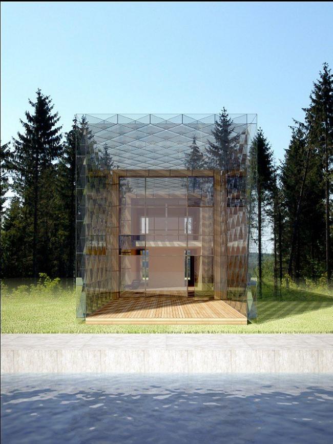 Дом Баян © Архитектурная мастерская Тотана Кузембаева