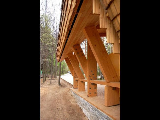 Дом «Скат» © Архитектурная мастерская Тотана Кузембаева