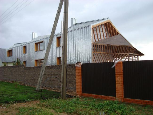 Дом Архитектора. Фотография © Илья Иванов
