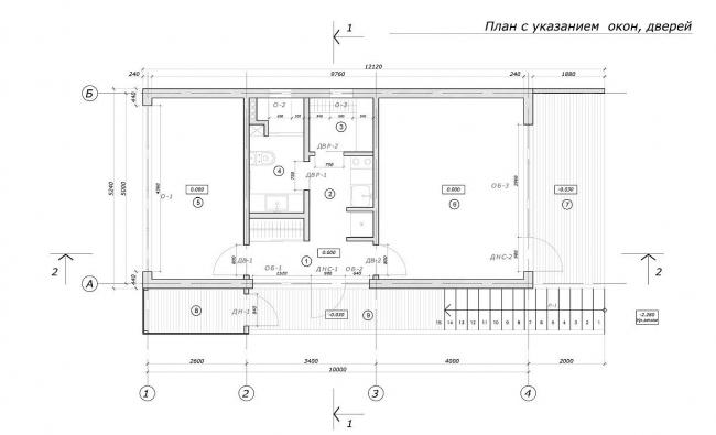 Дом «Скворечник» © Архитектурная мастерская Тотана Кузембаева