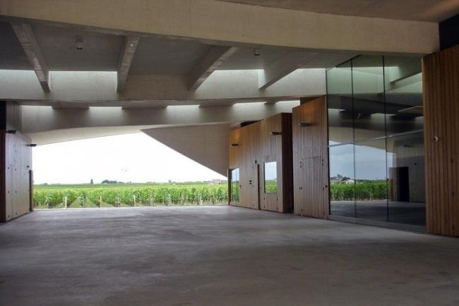 Винодельня Шато Шеваль-Блан © Milena Chessa / Le Moniteur.fr