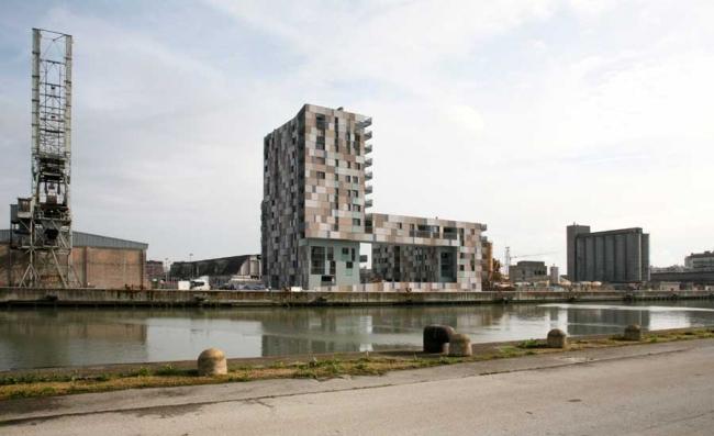 Жилой комплекс Ravenna Harbour © Zucchi & Partners