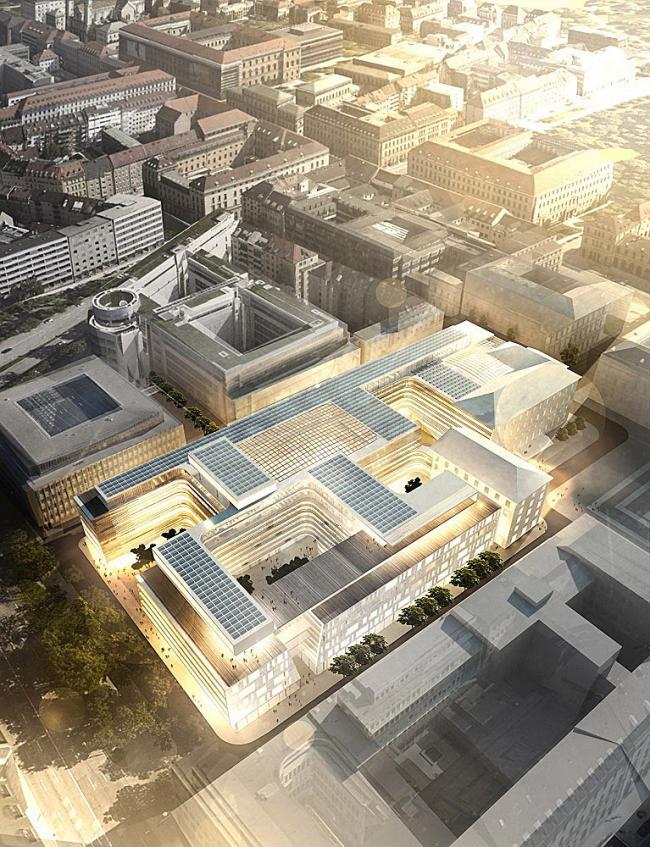 Штаб-квартира компании Siemens © Henning Larsen Architects