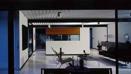 Пьер Кёниг. Дом №21. Фото © Julius Shulman for Wright Auctions
