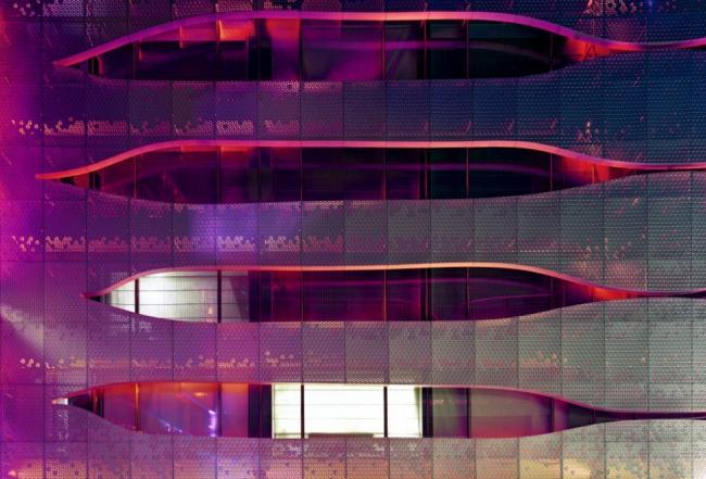 Гостиница Park Hotel Hyderabad © Robert Polidori