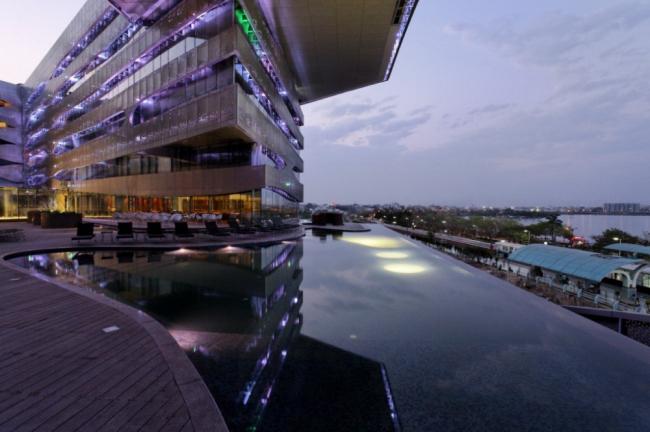 Гостиница Park Hotel Hyderabad © Pallon Daruwala