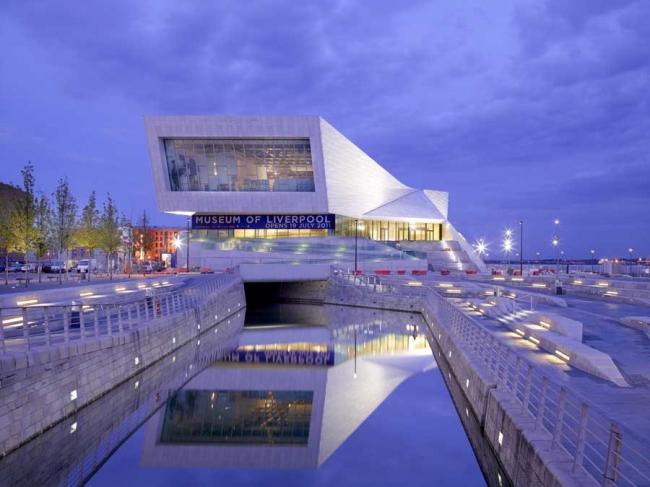Музей Ливерпуля