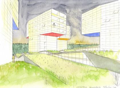 Т-Хузене - жилой комплекс