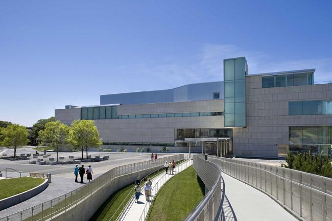Музей искусств Вирджинии в Ричмонде. Фото © Bilyana Dimitrova Photography