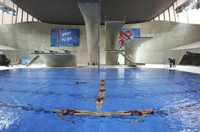 Олимпийский центр водных видов спорта © locog