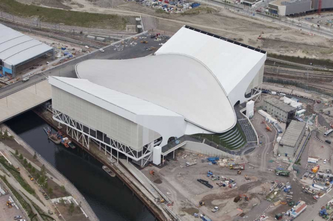 Олимпийский центр водных видов спорта © ODA