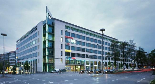 Офисное здание Cisco Systems. Фотография предоставлена компанией BENE