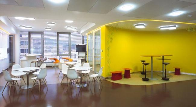 Мебель Fritz Hansen и WIlkhahn.  Фотография предоставлена компанией BENE