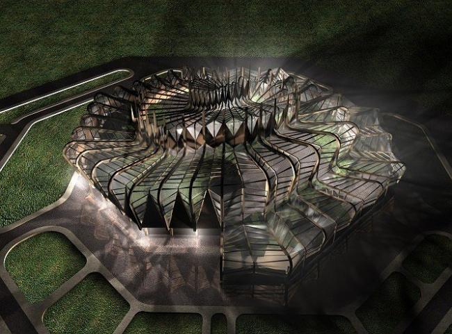 Научно-исследовательский тепличный комплекс по выращиванию винограда, Васильева Светлана, 1 место в номинации  «Научный центр инноваций»