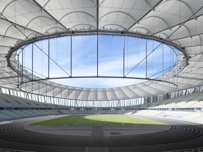 Стадион Баоань © Christian Gahl. Предоставлено gmp