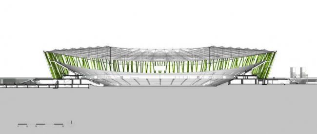 Стадион Баоань © gmp