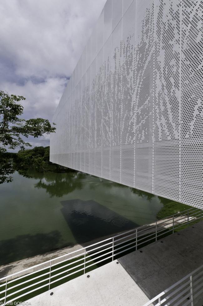 Мост-музей в Вильяэрмосе - MUSEVI © Luis Gordoa
