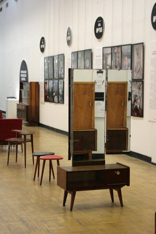 Выставка «Морфология советской квартиры: полевое исследование». Фото: Артем Дежурко