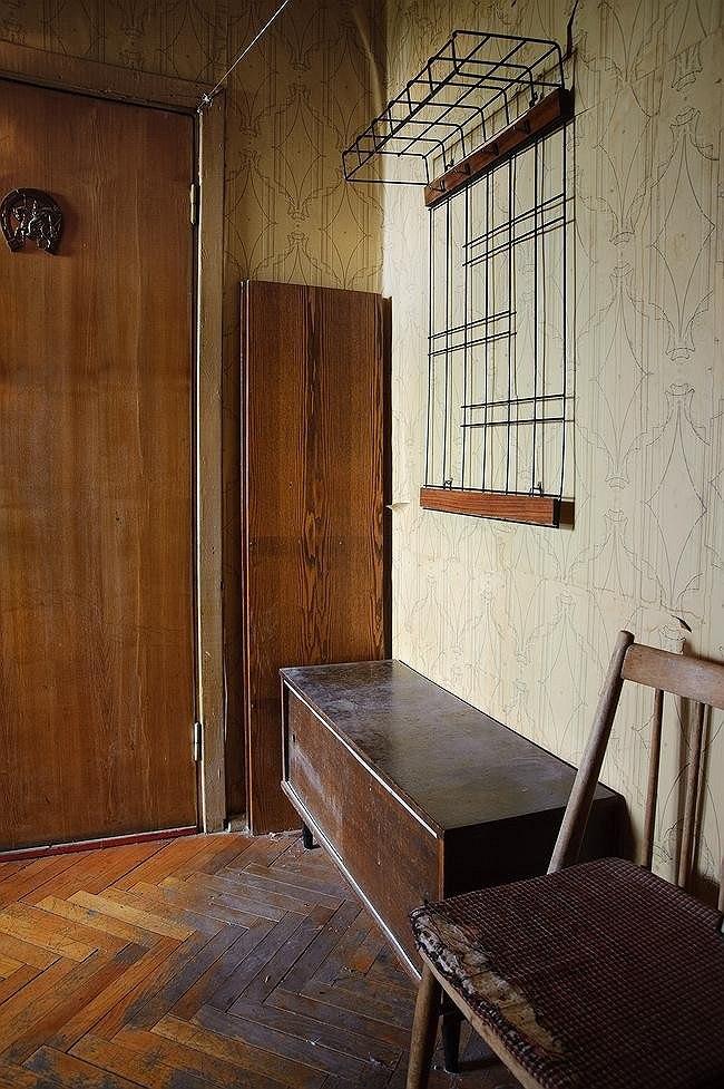 Квартира Алексея Кулькова. Фото: Алексей Народицкий