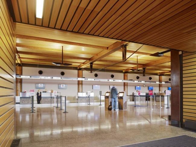 Аэропорт Джексон-Хол © Gensler