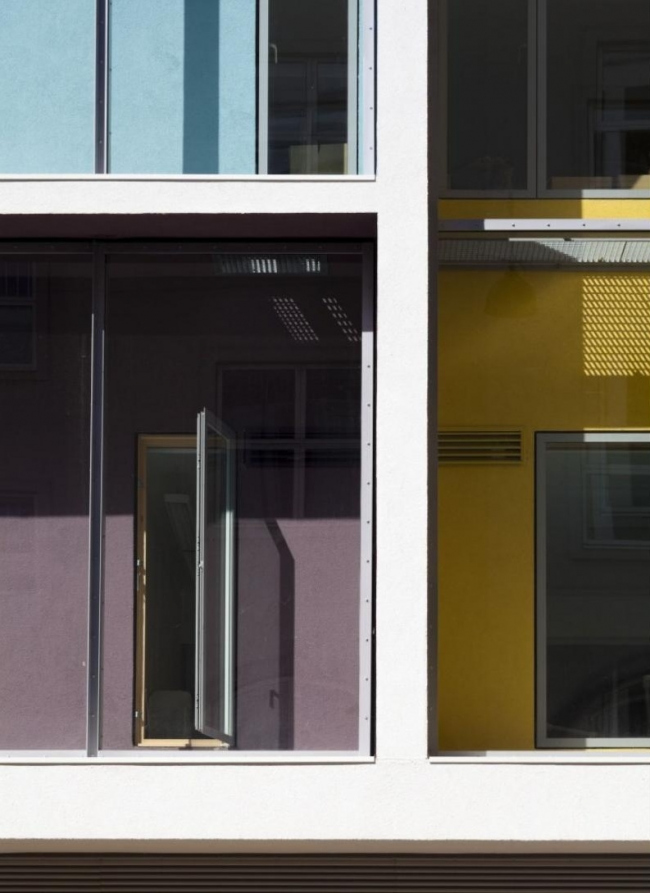 Школа Солвгейд. Фото: C. F. Moller Architects