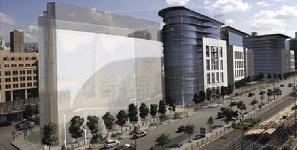 Ворота Бейрута - район