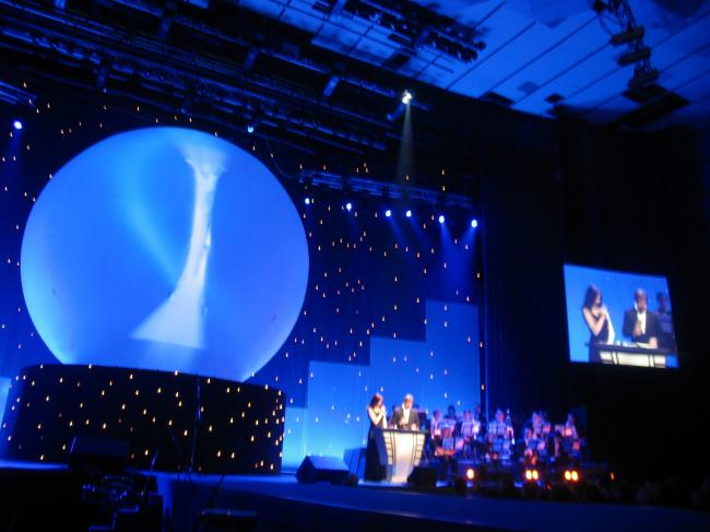 Церемония награждения премии «Архип»