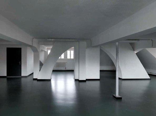 Государственный архив Саксонии - реконструкция. Главное здание © Jörg Schöner