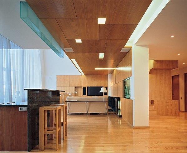 Квартира общей площадью 210 м2. Александр Долгополов, лауреат в номинации «Интерьер квартиры»