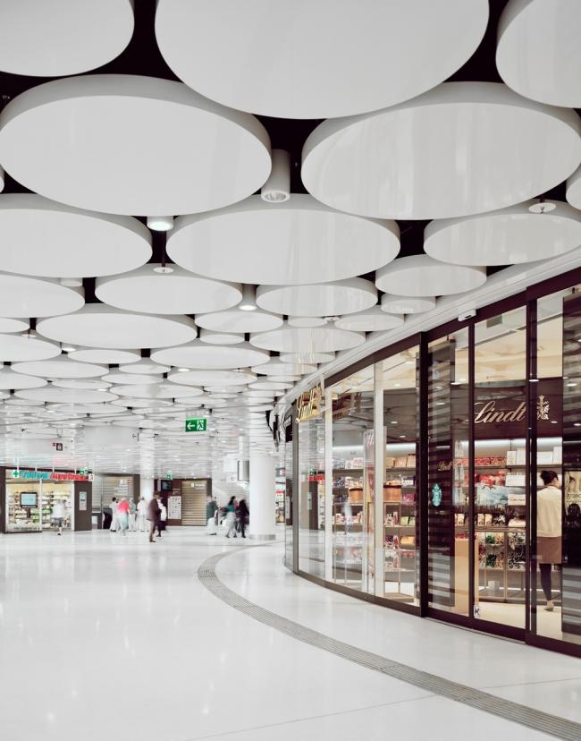 Торговый центр Stachus Passagen © Brigida González